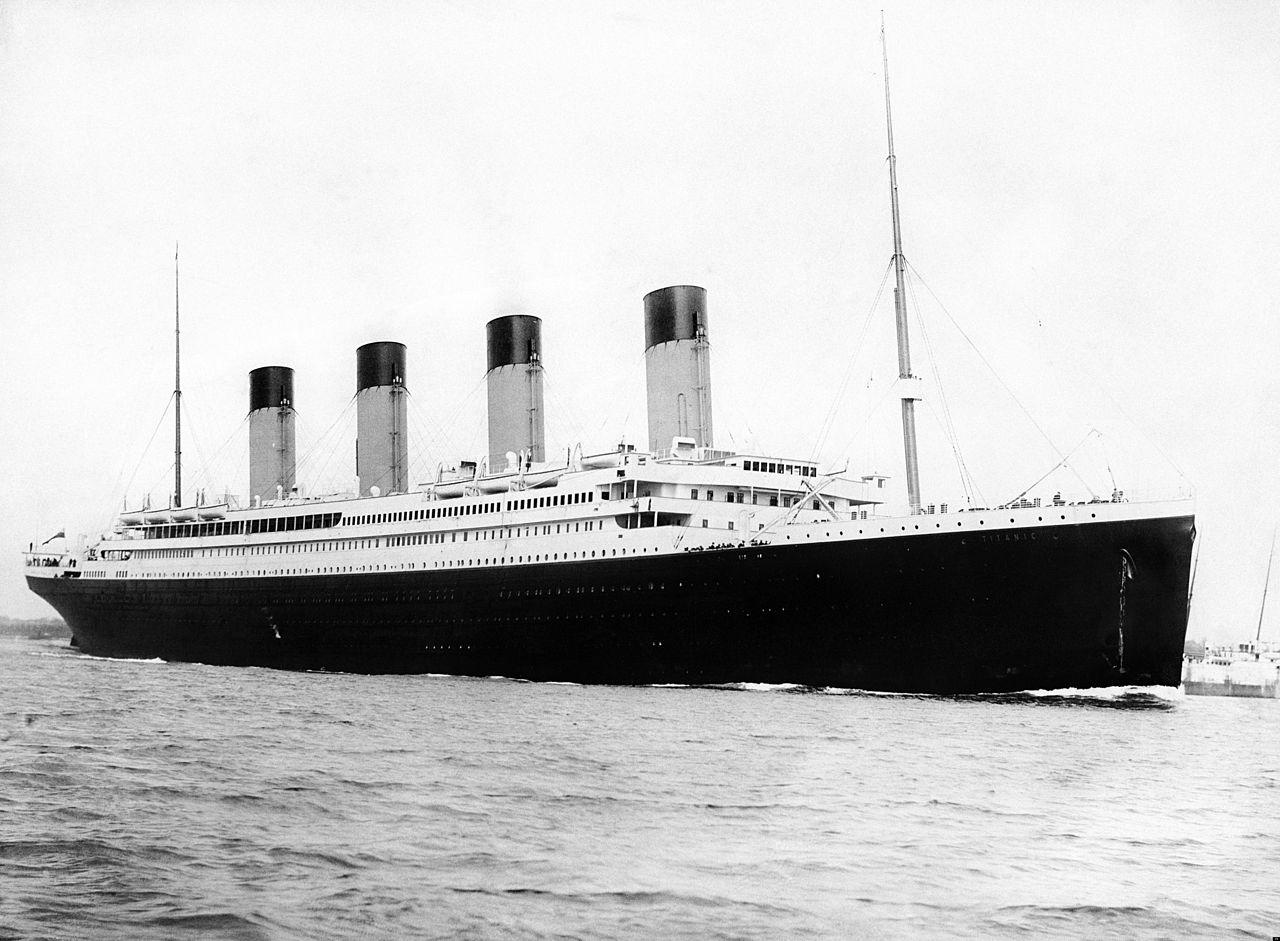 Titanic och den sista resan