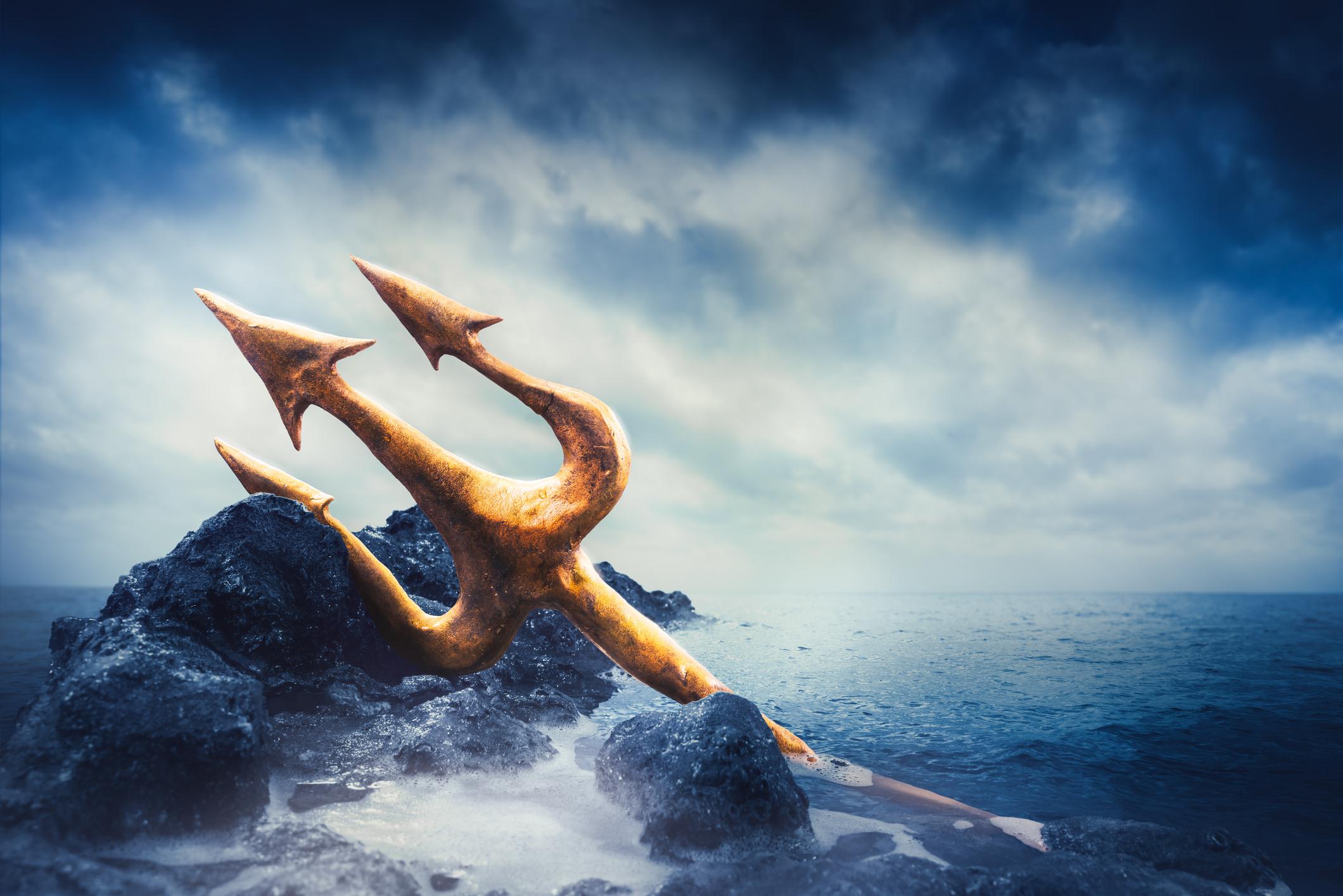 Farlig lyxkryssning med Poseidon