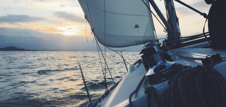 SOS – en segelsällskapsresa