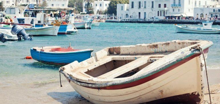 Restaurera gamla båtar
